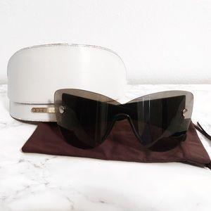 Stella McCartney | Rimless Cat Eye Sunglasses
